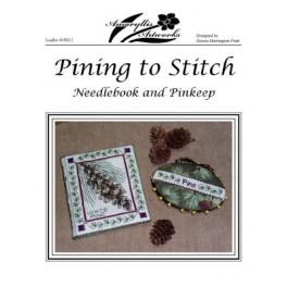 PINING TO STITCH - Needlebook and Pinkeep