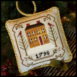 The Sampler Tree Ornament Series - OLD COLONIAL