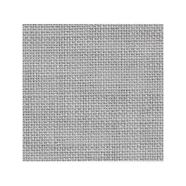 Zweigart Newcastle silbergrau, 50 x 70 cm
