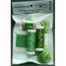 AVAS Entdeckerpäckchen - hellgrün