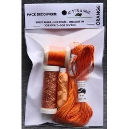 AVAS Entdeckerpäckchen - orange