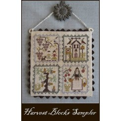 HARVEST BLOCKS SAMPLER