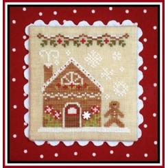 Gingerbread Village 4 - GINGERBREAD HOUSE 2