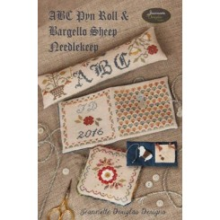 ABC PYN ROLL & BARGELLO SHEEP NEEDLEKEEP