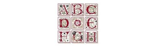 Alphabete & Buchstaben