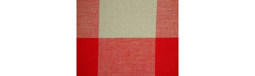 Large patterned Linen