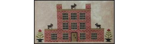 The Scarlett House